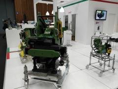 CEVISA bevelling machines on BIEMH 2016 trade show
