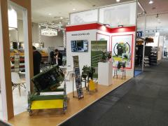 CEVISA bevelling machines on EUROBLECH 2016 trade show