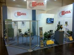 CEVISA bevelling machines on Schweissen & Schneiden 2013 trade show
