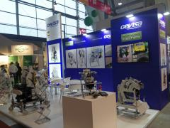 Trade show BLECH EXPO 2017, chanfreineuses CEVISA, CEVISA bevelling machines