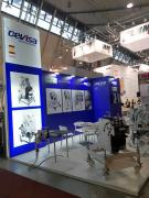 Salon BLECH EXPO 2017, chanfreineuses CEVISA, CEVISA bevelling machines