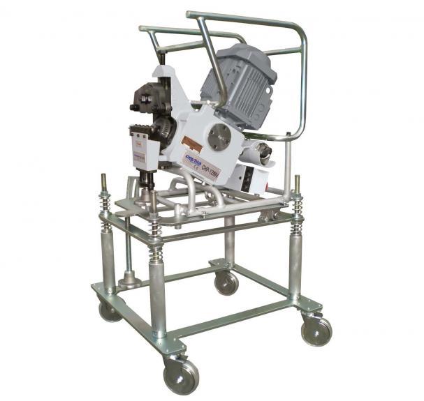 Standard shearing cutting bevelling machine CHP 12 INV