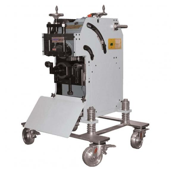 Adjustable shearing cutting bevelling machine CHP 21 G