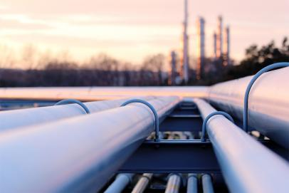 Oil and gaz pipes