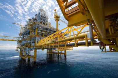 Offshore platforms and equipment