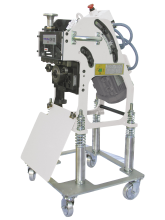 Adjustable shearing cutting bevelling machine CHP 12 G