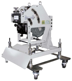 Reversible shearing cutting bevelling machine CHP 12 G REV