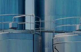 Tanks and high pressure vessels