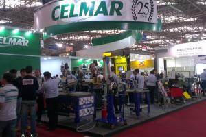 CEVISA bevelling machines on FEIMAFE 2015 trade show