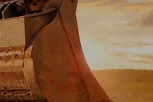 Site equipment & large machines